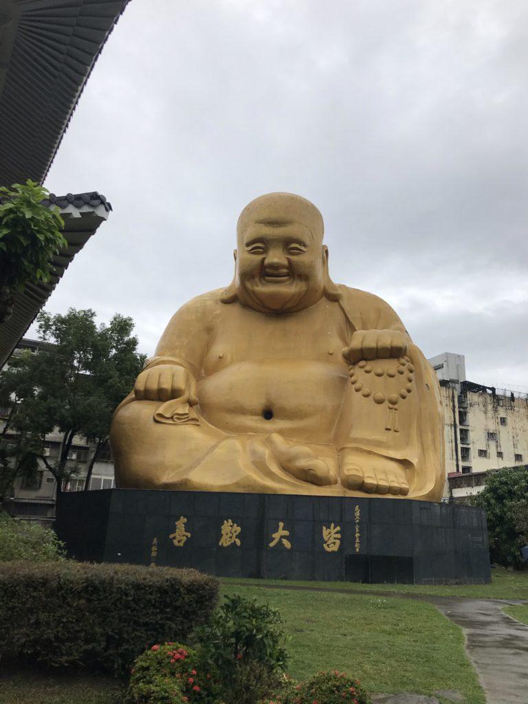 寶覺禅寺(宝覚寺)の大仏 (弥勒)様