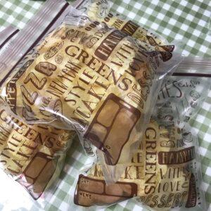 手作りポテトチップス